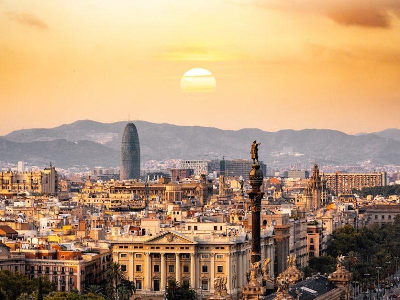 Åk på en drömresa till Spanien