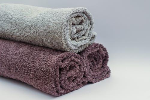Byt ut lakan och handdukar – För hygienens skull