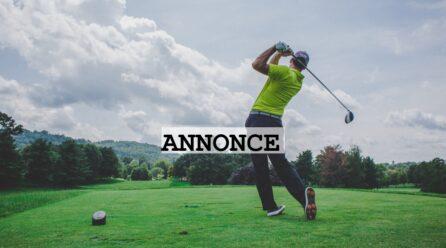 Golf är en fantastisk sport som kostar